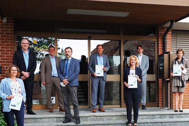Die Charta für das Raumkonzept Kandertal 2040 ist unterzeichnet