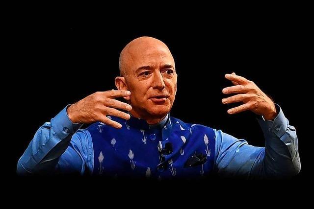 Bezos, Buffett, Musk & Co. zahlten wenig Steuern