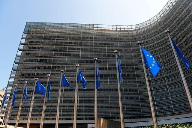 EU startet Vertragsverletzungsverfahren gegen Deutschland
