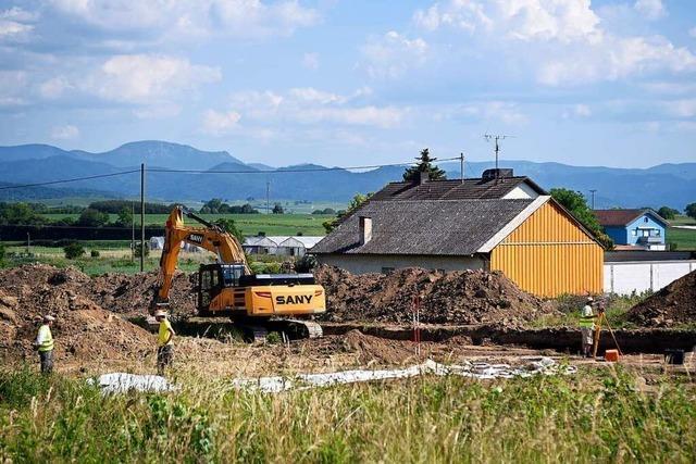 Ortschaftsrat findet Pläne für Baugebiet in Freiburg-Tiengen gar nicht gut