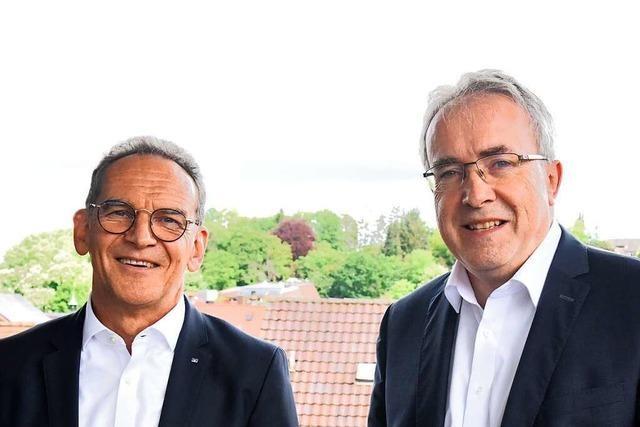 Generationswechsel im Landkreis Emmendingen