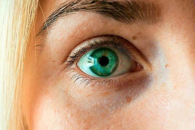 Große Pupillen sollen ein Hinweis auf Intelligenz sein