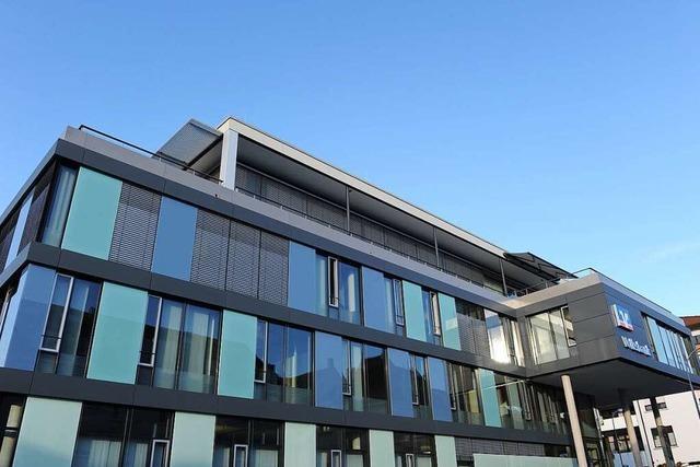 Volksbank Dreiländereck und VR-Bank Schopfheim-Maulburg können fusionieren