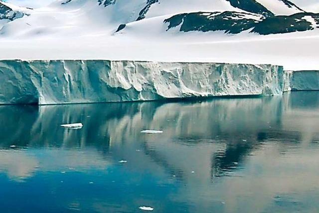 Das Polareis schmilzt noch schneller als bisher befürchtet