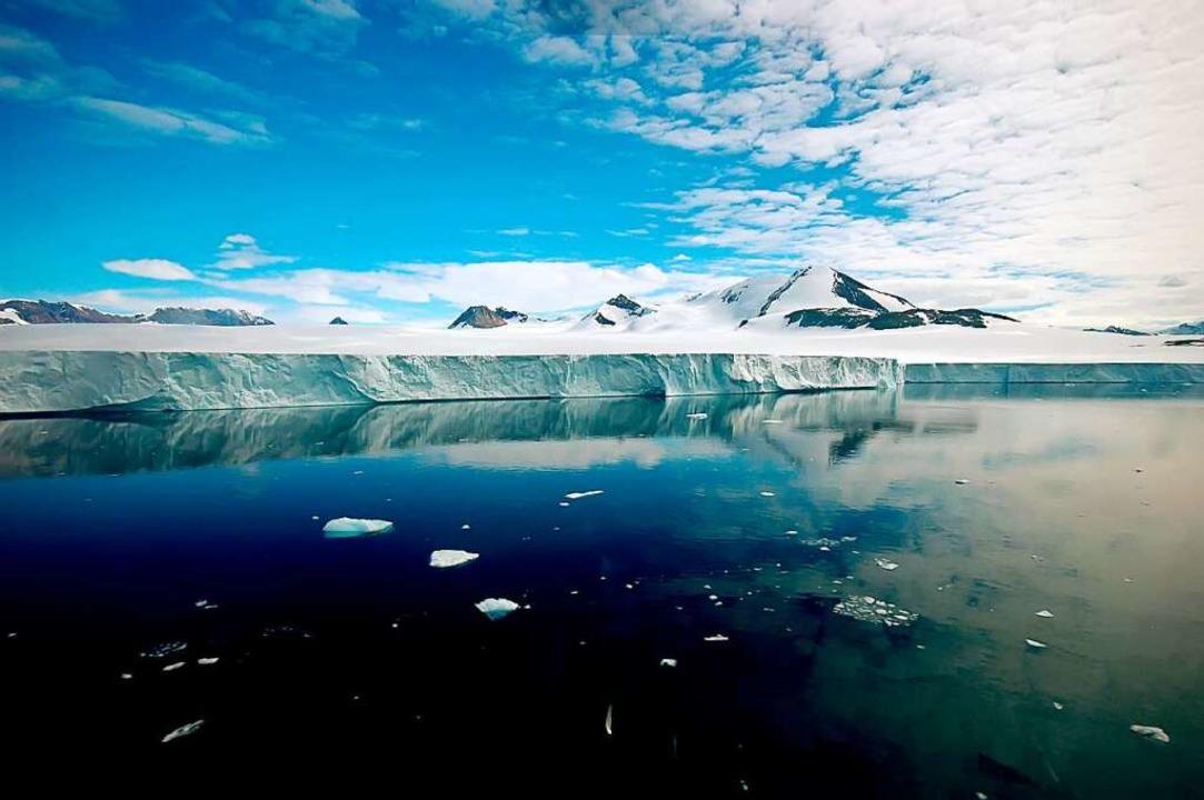 Die Antarktis war zuletzt vor 90 Millionen Jahren eisfrei.    Foto: Armin Rose