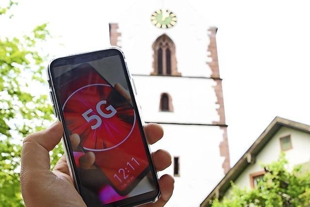 Stadtverwaltung Schopfheim nimmt zu kritischen 5G-Fragen Stellung