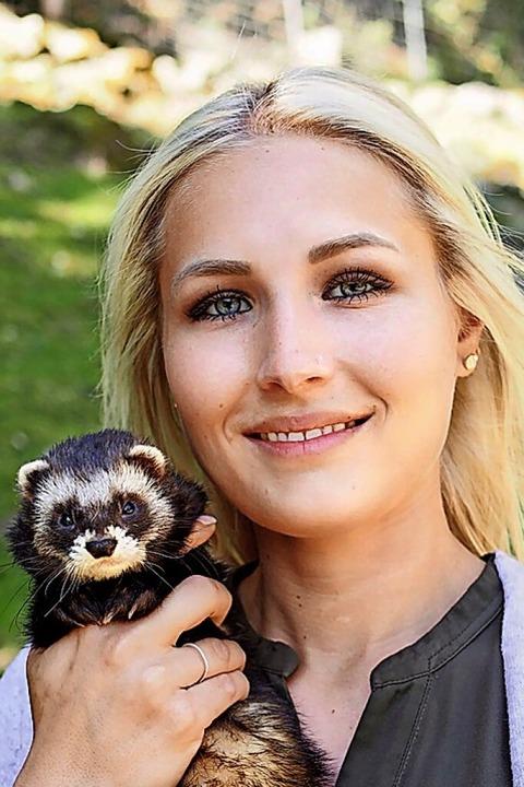 Isabel Braun ist Geschäftsführerin des...d Freizeitpark Tatzmania in Löffingen.  | Foto: Markus Donner
