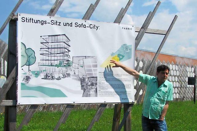 Die Pläne für das Fabric-Areal in Brombach werden konkret