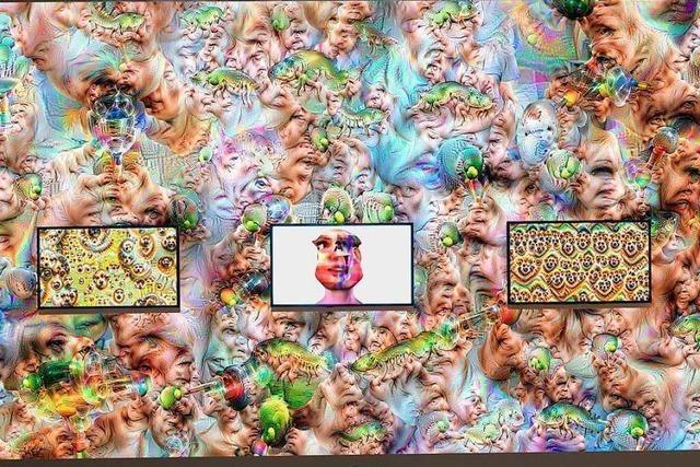 Künstliche Intelligenz in der bildenden Kunst: Kunst als Frühwarnsystem