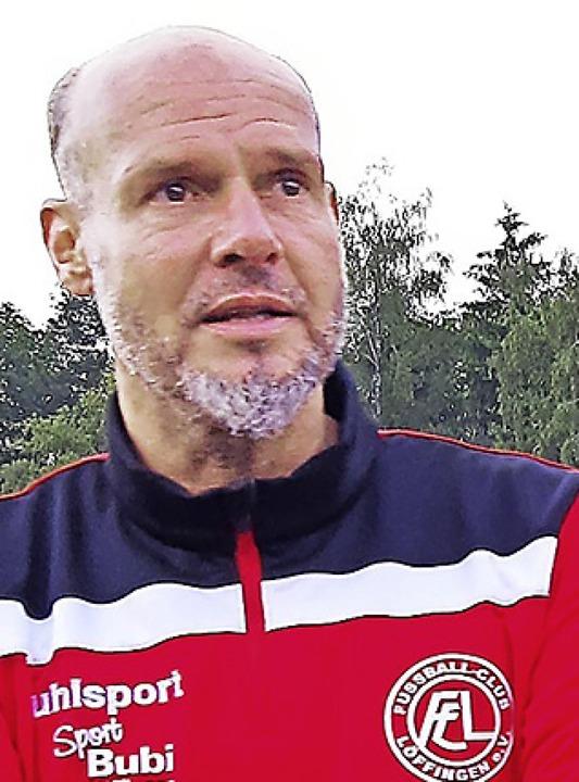 """Jörg Klausmann ist Trainer und """"Familienvater"""".    Foto: Johannes Bachmann"""