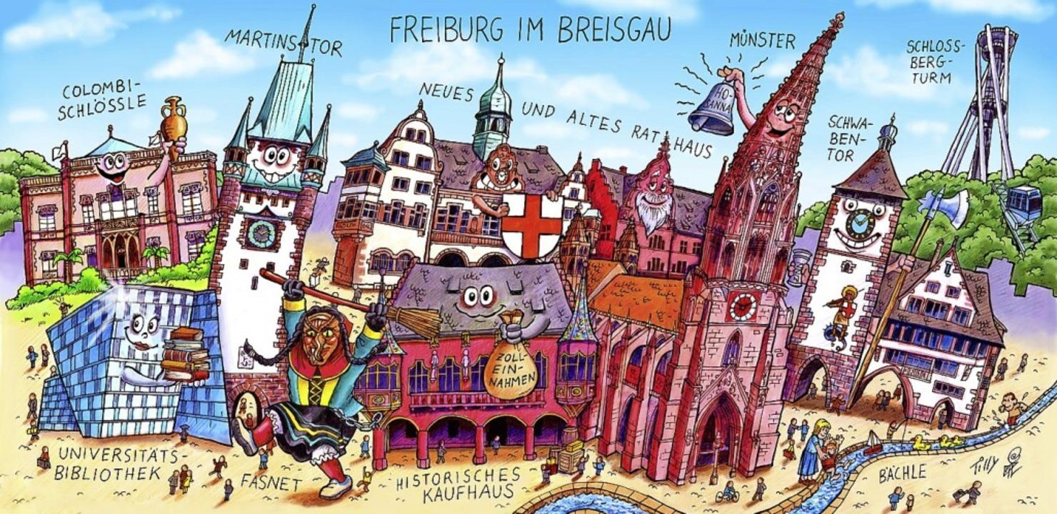 <BZ-FotoAnlauf>Postkartenidylle</BZ-FotoAnlauf> mit alten Bekannten     Foto: DB AG/Jacques Tilly