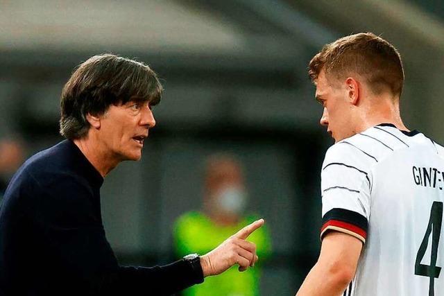 EM: Die Null soll stehen beim deutschen Nationalteam