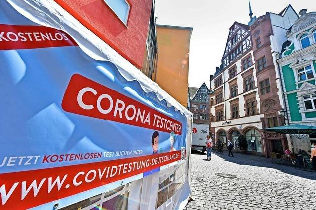 Die Probleme mit Corona-Schnelltestzentren verdichten sich zum Skandal