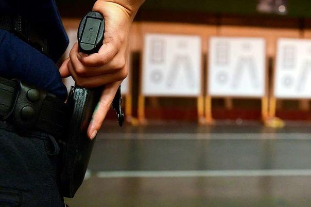 Baden-Württemberg garantiert Polizeischülern die Übernahme