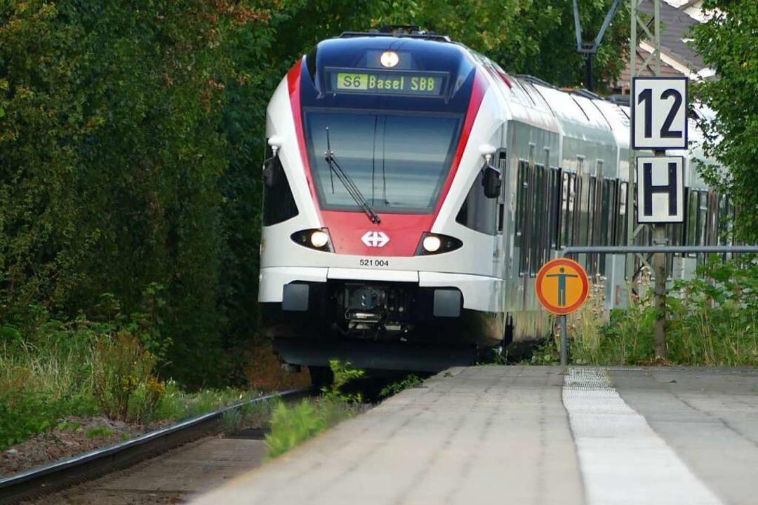 Die Landkreis macht Druck für einen schnelleren S-Bahn-Ausbau.  | Foto: Peter Gerigk