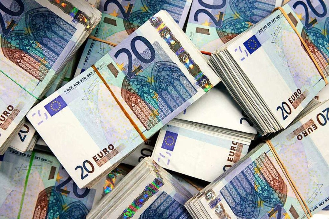 Mehr als eine halbe Million Euro wird ...f die Mitgliederanteile ausgeschüttet.  | Foto: David-Wolfgang Ebener