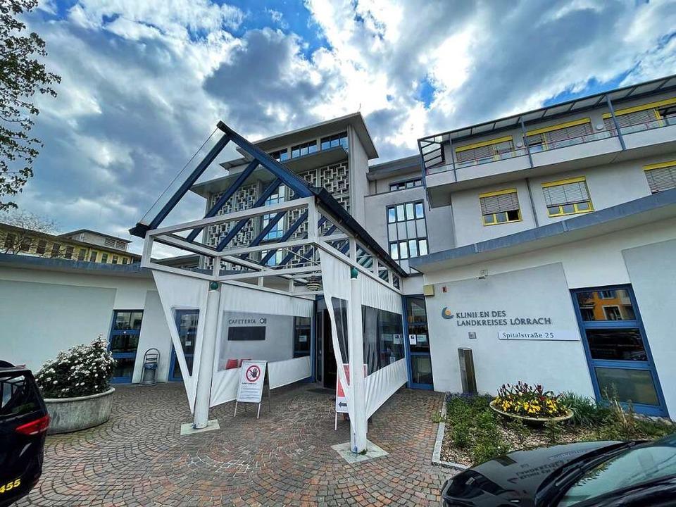 Die Lörracher Kreiskliniken lockern ab Mittwoch die Besuchsregeln.  | Foto: Barbara Ruda