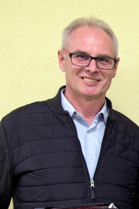 Harald Fritz will nicht mehr Ortsvorsteher in Pfaffenberg sein.    Foto: Georg Ganter
