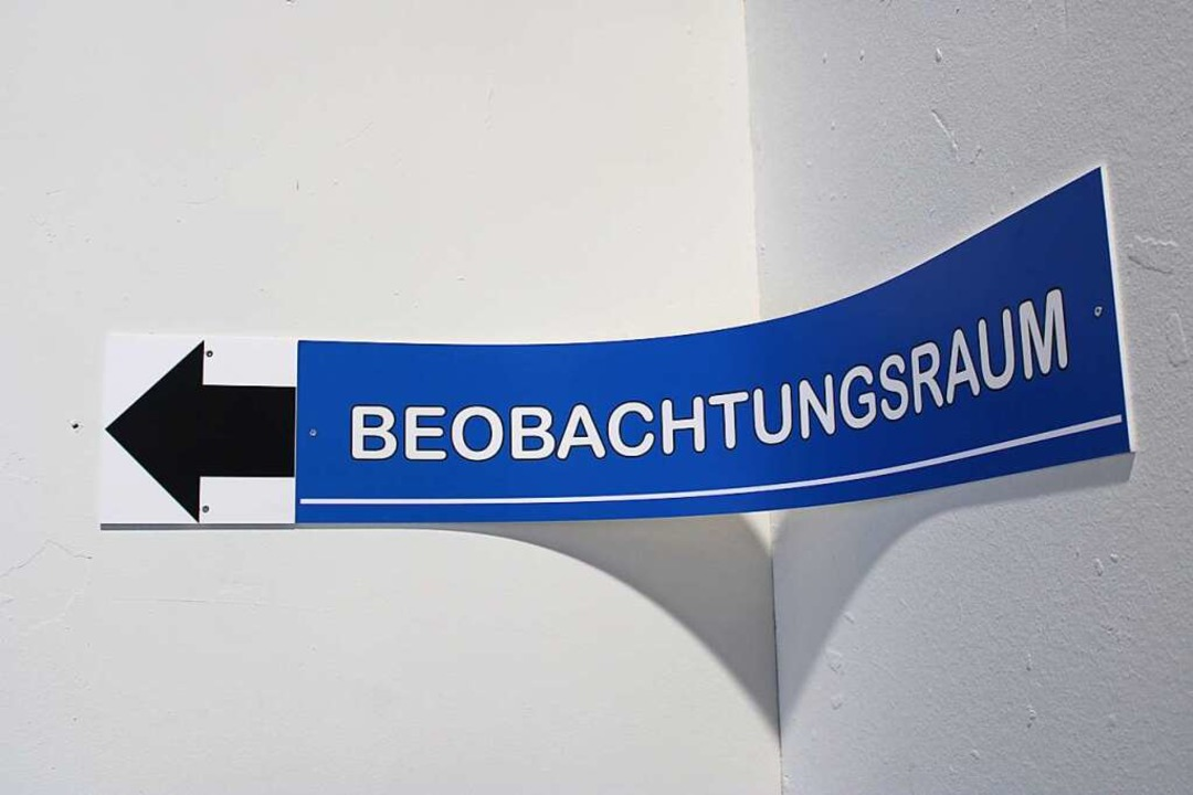 Genau beobachtet wird das Pandemiegeschehen im Landkreis Lörrach.    Foto: Annika Sindlinger
