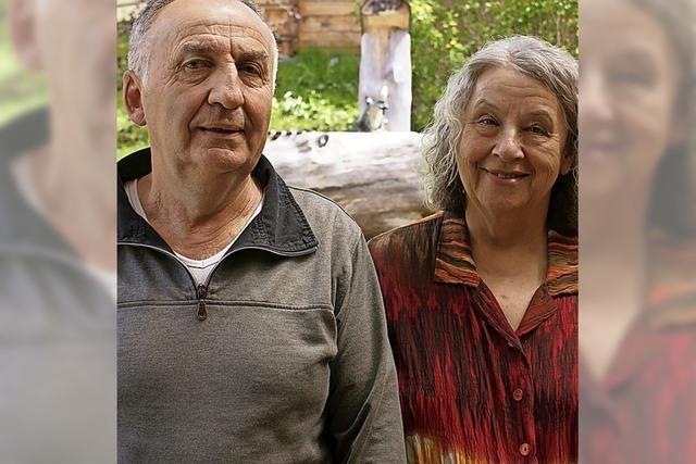 Ein halbes Jahrhundert glücklich zusammen