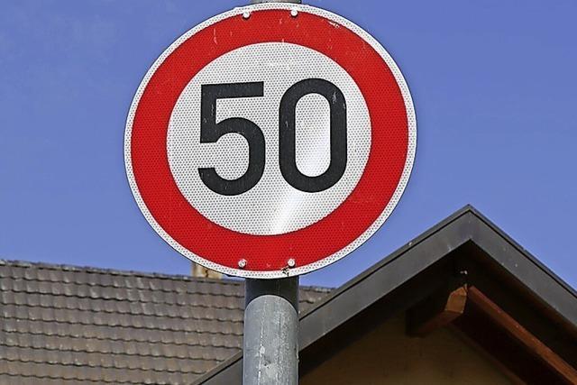 Oberrimsingen wartet auf Tempo 30-Schilder