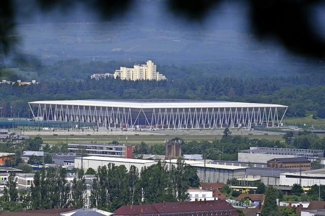 Klimaneutrales SC-Stadion