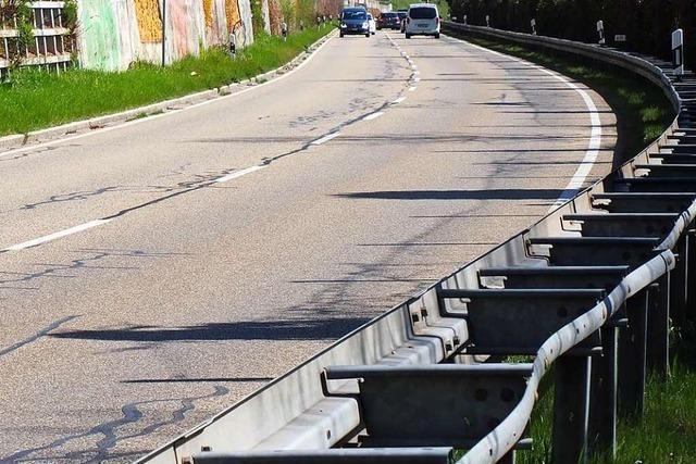 Sanierung der Zollfreien Straße verzögert sich um eine Woche
