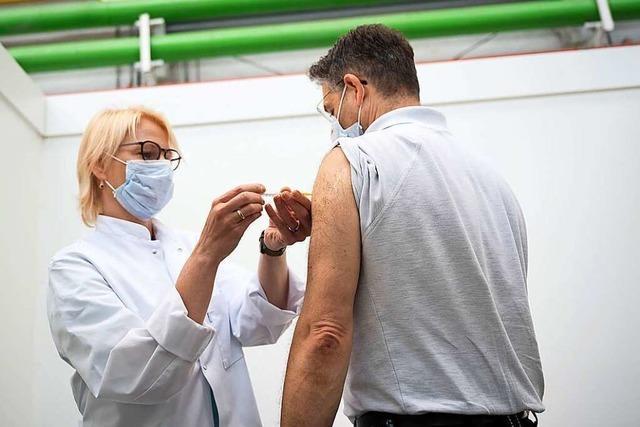 Basler Kantone gehören beim Impfen zu den Spitzenreitern in der Schweiz