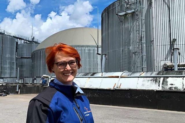 Wie in Eschbach aus Spargel und Mais Energie gewonnen wird