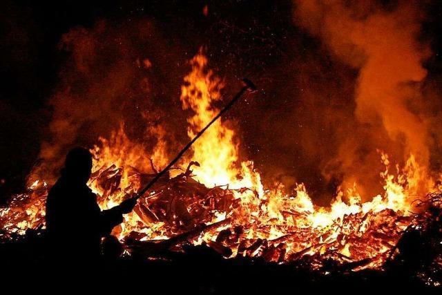 Waldkircher Experte: Kinder, habt keine Angst vor Feuer!
