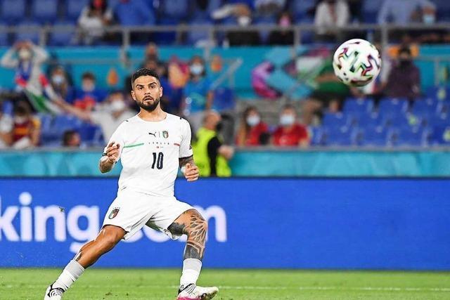 Italiens startet eindrucksvoll und offensiv in die Fußball-EM