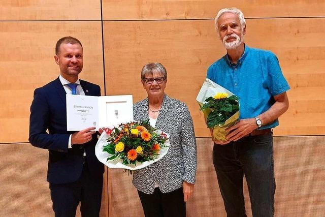 Ulrike Zimmer scheidet nach 25 Jahren aus dem Rat Merzhausen aus