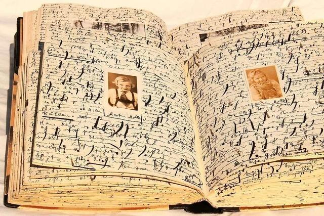 Wie Künstliche Intelligenz dem Tagebucharchiv helfen könnte