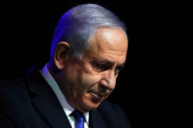 Die Ära des israelischen Premiers Benjamin Netanjahu geht zu Ende