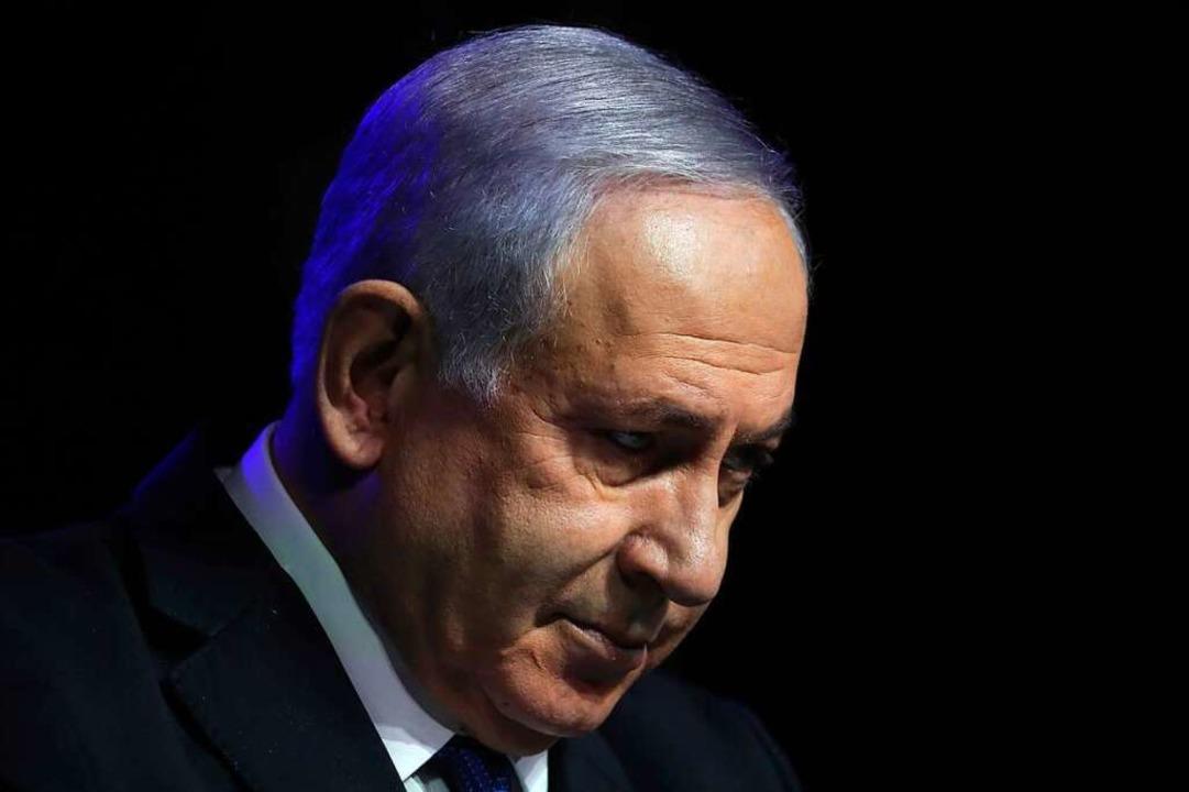 Insgesamt 15 Jahre lang war er Regierungschef: Benjamin Netanjahu  | Foto: Ariel Schalit