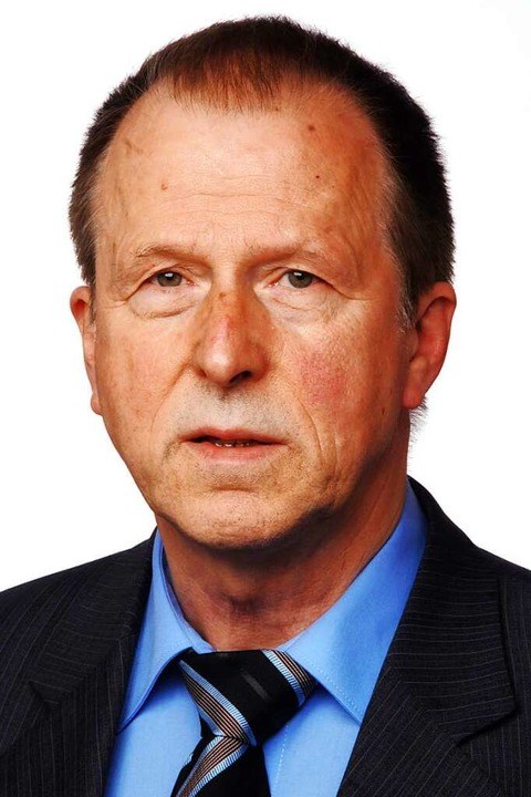 Polizeipsychologe und Profiler: Adolf Gallwitz  | Foto: privat