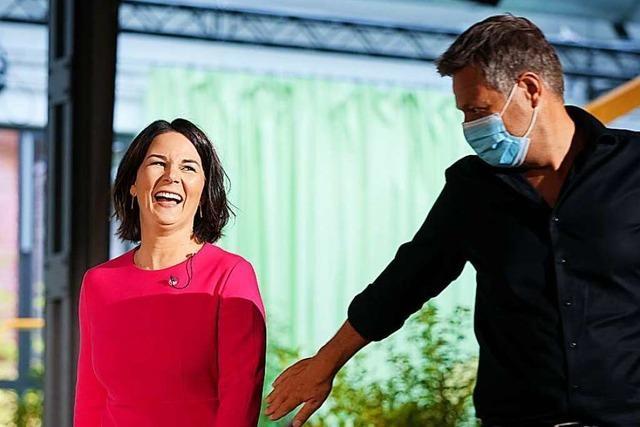 Grüne küren Annalena Baerbock offiziell zur Kanzlerkandidatin