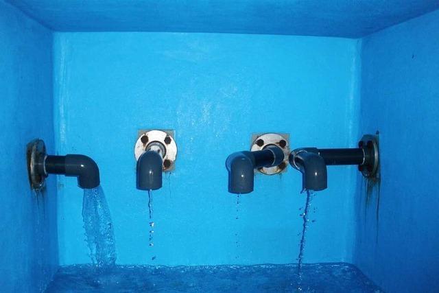 Quellen in Malsburg-Marzell liefern mehr Wasser