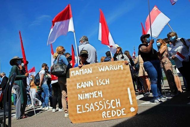 Bedeutung des Dialekts im Elsass: