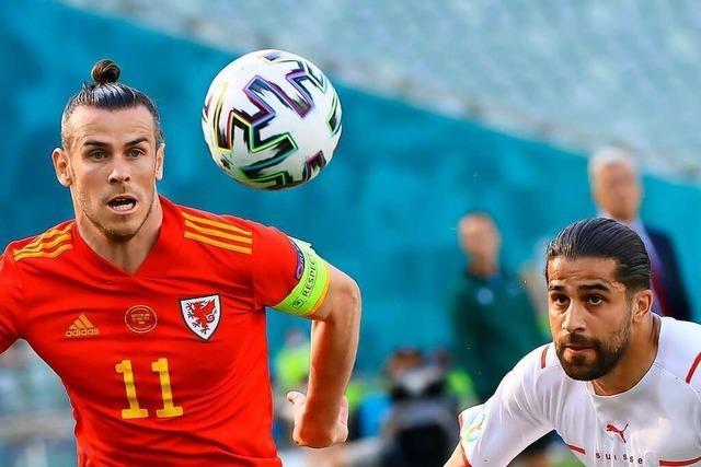 Schweiz verspielt möglichen Sieg gegen Wales