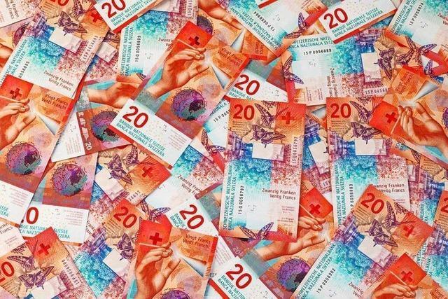 Basel führt gesetzlichen Mindestlohn von 21 Franken ein