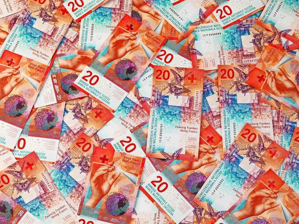 In Basel wird es wohl einen gesetzlichen Mindestlohn von 21 Franken geben.  | Foto: Schweizerische Nationalbank