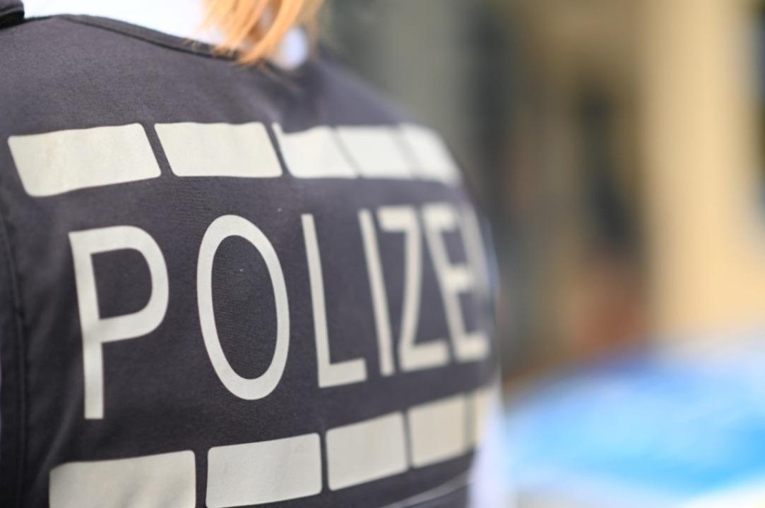 Die Polizei sucht Zeugen eines Angriff...Weilweg in Weil am Rhein. (Symbolbild)    Foto: Jonas Hirt
