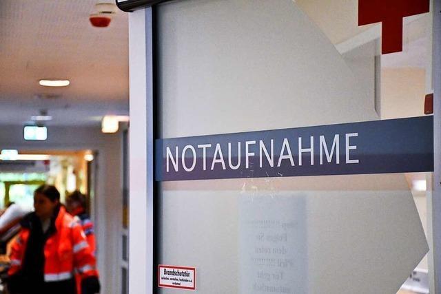 Gemeinsamer Antrag: Lörracher Notaufnahme soll extern untersucht werden