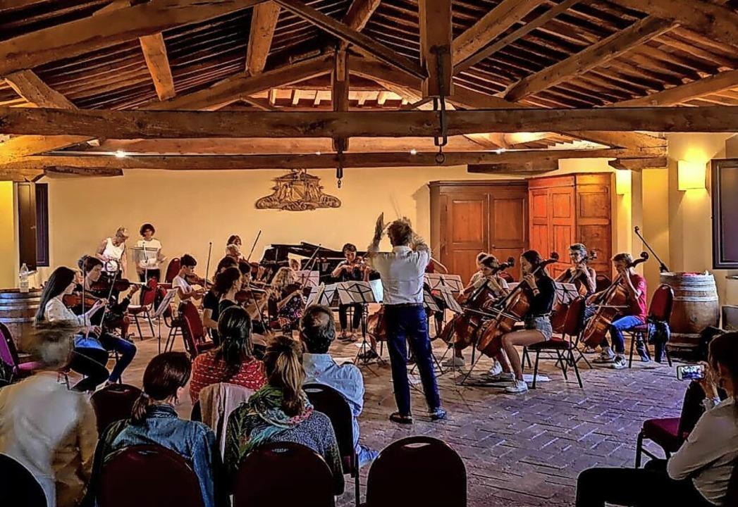 Bereits zum elften mal geht es für die Jugendmusikschule nach Italien    Foto: Jugendmusikschule Südlicher Breisgau