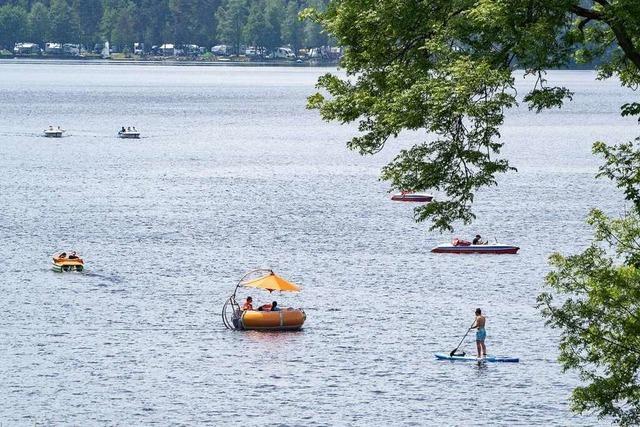 Sommer lockt viele Besucher
