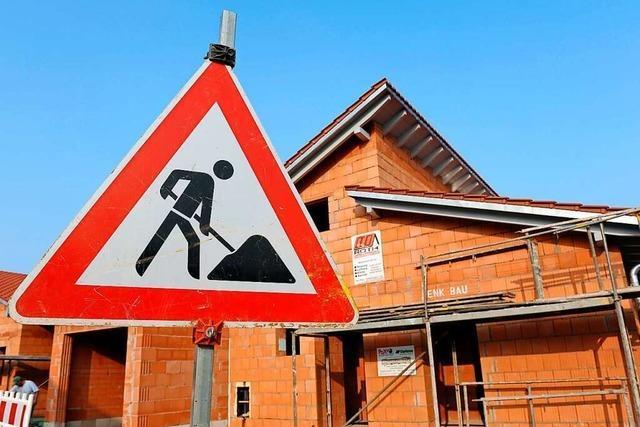 Gundelfinger Gemeinderäte wollen keine massiven Neubauten im Ortskern