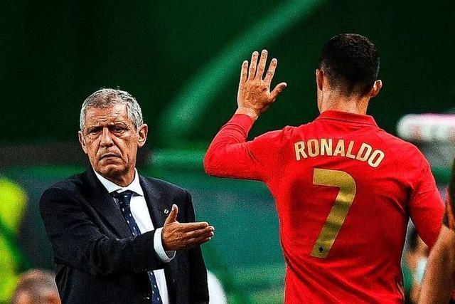 Die Portugiesen wollen wieder Widerstände überwinden