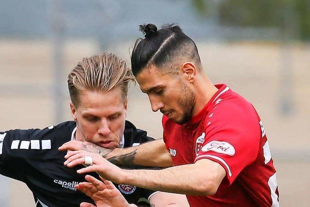3:1 bei der SG Sonnenhof Großaspach: Der Bahlinger SC gewinnt sein letztes Saisonspiel