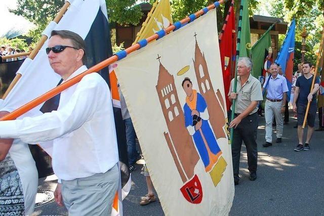 Fest der Breisacher Stadtpatrone erst im Oktober